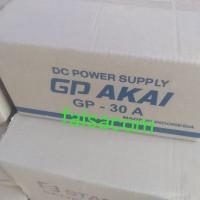 GP Akai 30A Power Suply 110V-220V