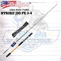 Joran BLOOD MAGNO STRIKE JIG 180 PE 3-4, Rod Jigging