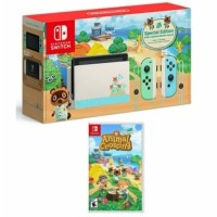 Nintendo Switch Animal Crossing New Horizon Special Edition V2 HAC-001