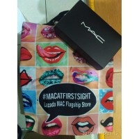 MAC Lip Totebag black""