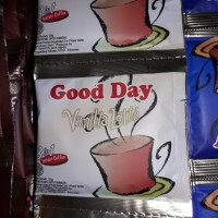 Good Day Vanilla Latte 1 renceng / 10 pcs