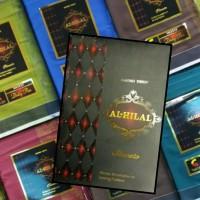Al Hilal Dobby motif BHS Atlas Timbul