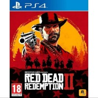 Red Dead Redemption 2 PS4 Game / Game PS4 Red Dead Redemption 2 /RDR 2