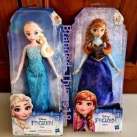 Boneka Frozen 2 Elsa Anna Kristof Olaf figur barbie elsa ori hasbro