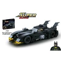 7147 Lego DC Super Heroes 1989 Batman Batmobile Mobil