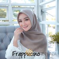 Bella Square Hijab Segiempat Frappucino - Jilbab Segiempat