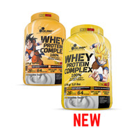 Olimp Whey Protein Complex Dragon Ball Z Special Edition 5lbs 5 lbs