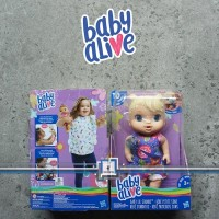 Baby Alive - Lil Sounds / Sound - Bisa bersuara lebih dari 10 macam