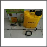 Alat Semprot Hama Sprayer Elektrik/Battery Power Sprayer Sumura
