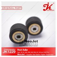 Roda Pinch Roller Mesin Cutting Sticker Sablon Digital Custom Jin
