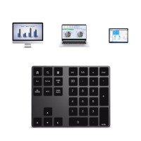 214 Keyboard Numerik Wireless untuk PC / Laptop