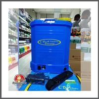 Knapsack Electric Sprayer / alat semprot disinfektan - 16L