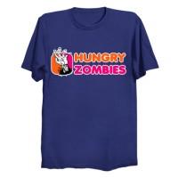 Kaos Hungry Zombies T-Shirt