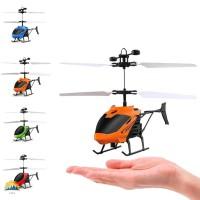 D715 RC Helikopter Mini dengan Lampu + Remote Control