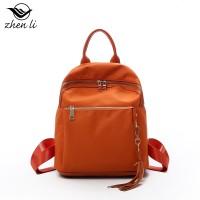 2019❤❤Nylon Backpack wanita Mode Ledakan Permen Trend Fashion
