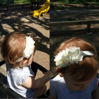 ❣TOP☞1 Pc Cute Lace Flower Kids Baby Girl Toddler Headband Hair