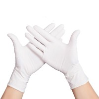 Sarung Tangan Nitrile Disposable Tahan Lama Untuk Keperluan Medis