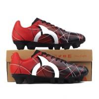 Terhot Sepatu Bola Ortuseight Ventura Fg - Red / Blue Original Ortus