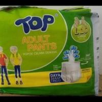 Top Pants L 10 adult diaper popok dewasa GRATIS ONGKIR