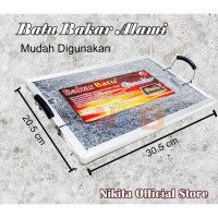 Ready Stock Nikita Official store - Batu Bakar Granito