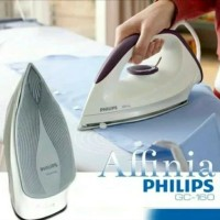 Setrika Philips Affinia Dry Iron GC160 Gosokan Philips GC 160 Original
