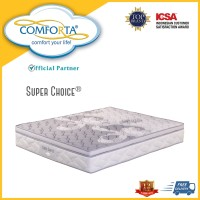 Comforta Super Choice ( kasur ) 180 / 200 / 160 / 120 / 100 - Ukuran 100x200