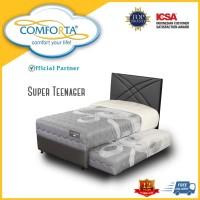 Comforta Super Teenager sorong 2in1 Full Set 120 / 100 / 90 - Ukuran 90X200