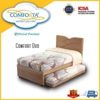Comforta Comfort Duo sorong 2in1 Full Set 120 / 100 / 90 - Ukuran 90X200