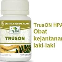 Raedy Stock Obat Herbal Kuat Pria Truson Hpai Original Produk