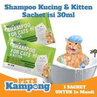 Shampoo kucing 30ml