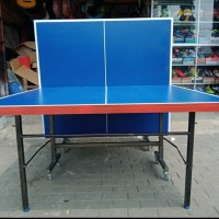 Meja Tenis/ Pingpong standart PTMSI bahan MDF 18mm FREE DELIVERY