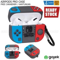 Case Airpods Pro 3 2019 Nintendo Switch Casing Cover