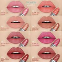WARDAH Colorfit Ultralight Matte Lipstick