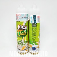 MILKY OATS MUNG BEAN BY PATRIOT27 3MG 60ML PREMIUM E LIQUID