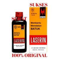 SYRUP LASERIN 110ML - OBAT BATUK