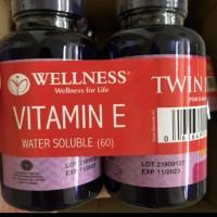 vitamin E Wellness Natural E(bukan Blackmores)