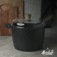 Debellin Absolute Granite Stock Pot 28cm