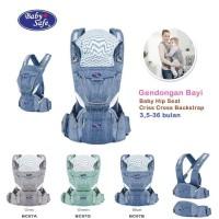 GENDONGAN HIP SEAT BABY SAFE CRISS CROSS BC07