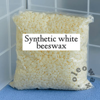 Synthetic white beeswax - 500 gram