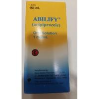 abilify 150ml oral solution