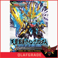 SD Tian Ba Cao Cao Wing Gundam Soketsuden model kit gunpla