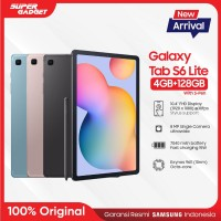 Samsung Galaxy Tab S6 Lite [4GB/128GB] - Garansi Resmi