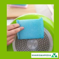 Cleaning Pad Color Spon Spons Cuci Piring Warna High Quality