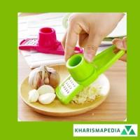 Parutan Mini Onion Slicer Alat Potong Perajang Penghalus Bawang Bumbu