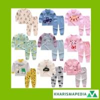 Setelan Bayi Baju Anak / Setelan Panjang Bayi / Baju Bayi / Kaos Bayi