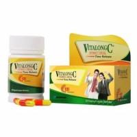 Vitalong C Vitamin C 500mg 1 Botol