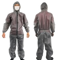 Hazmat Suit APD Alat Pelindung Diri Spunbon Non Woven jaket Celana