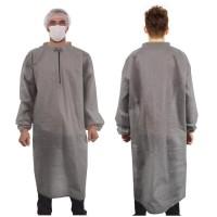 Baju APD Alat Pelindung Diri Bahan Spunbon Non Woven Model Jas poncho