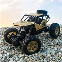 Mobil Remote Kontrol OFF ROAD ALLOY METAL Mainan RC Remot Control -B