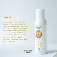 Mommy Time Baby & Kids Organic Oil 100ml